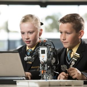 Junior robotics studies