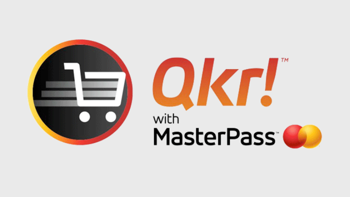 Qkr! with MasterPass