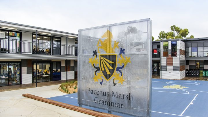 Bacchus Marsh Grammar Play Area School Grounds