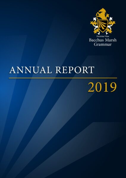 BMG Annual Report 2019